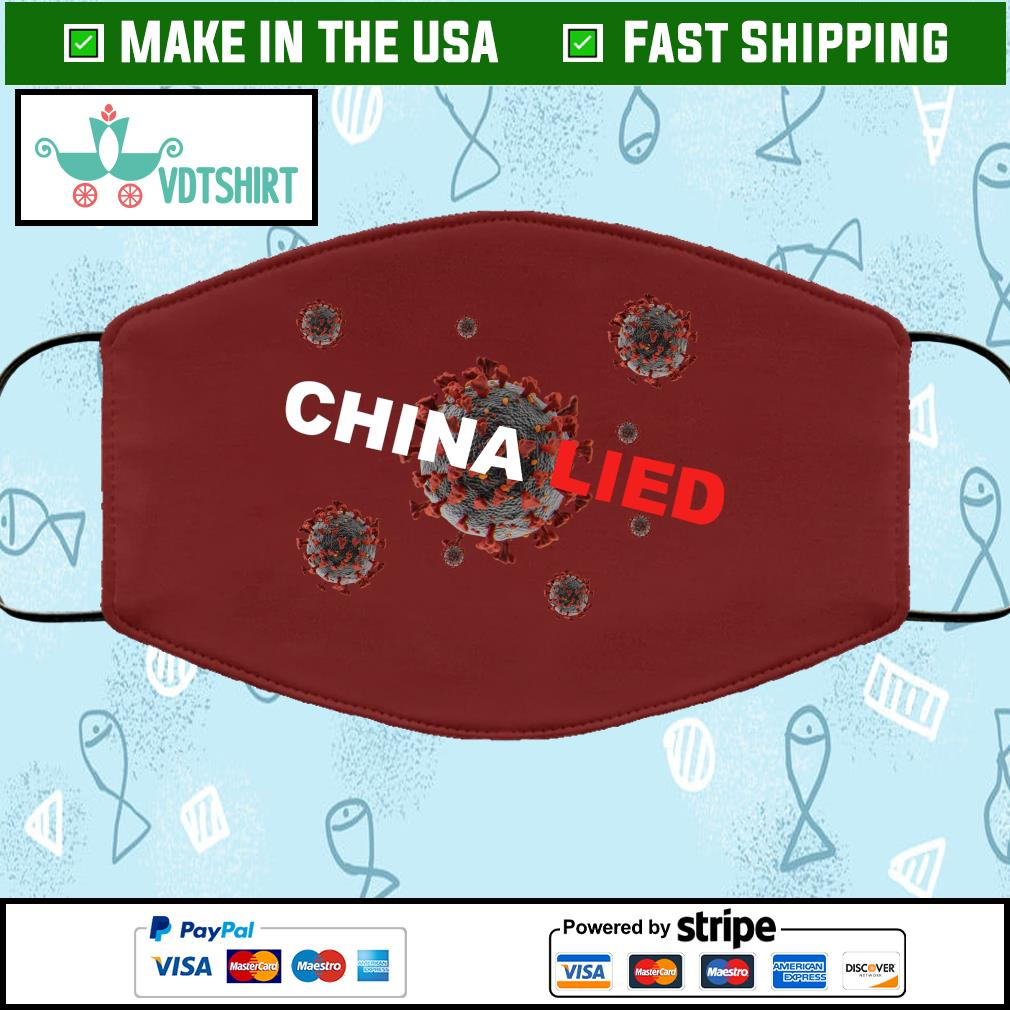 China lied Face Mask Washable brown