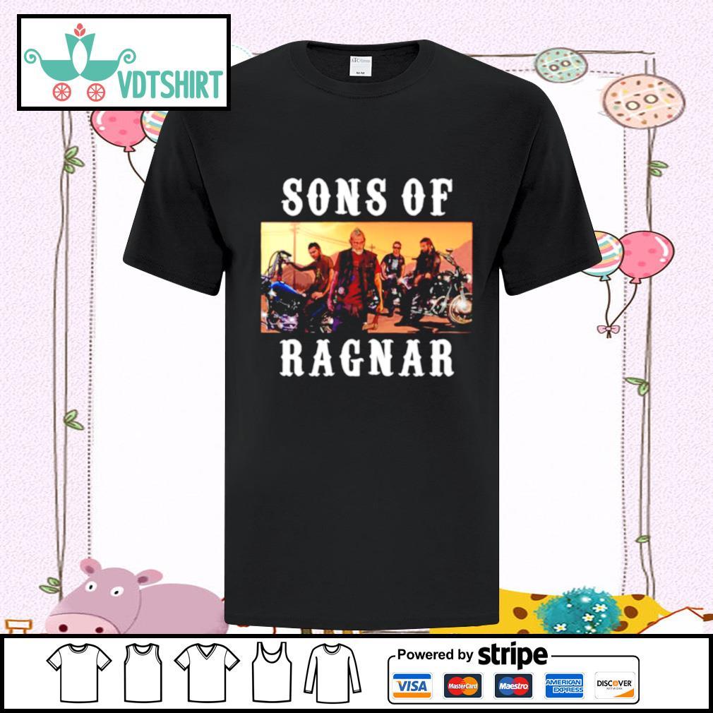 Sons Of Ragnar Motor shirt