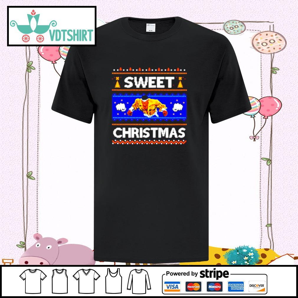 Sweet Christmas Ugly shirt